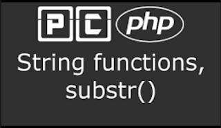 Mengambil Karakter dalam Kalimat di PHP