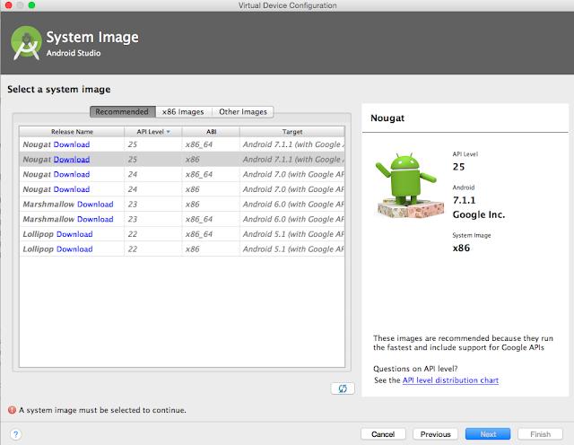 Download System Image