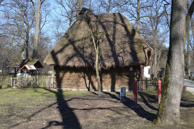 Imagini Muzeul Satului Banatean, Padurea Verde Timisoara