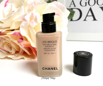 chanel les beiges healthy glow fondöten