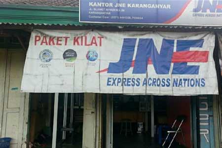 Alamat & Nomor Telepon Kantor Cabang JNE Subang