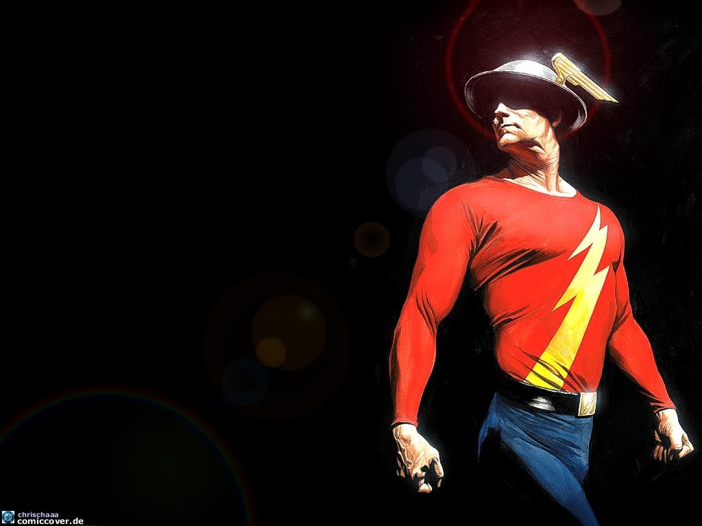 The Flash Wallpapers - Cartoon Wallpapers
