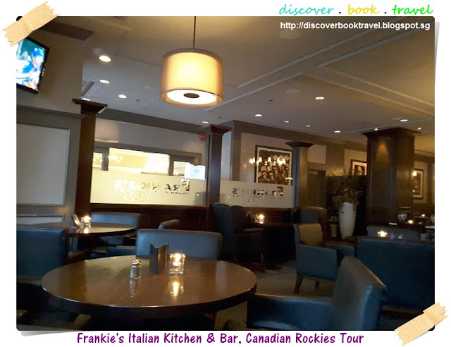 Restaurant Review Frankie S Italian Kitchen And Bar Vancouver Discover Book Travel