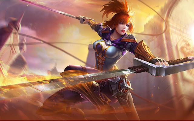 gambar mobile legends fanny