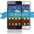Samsung Galaxy S4 hits 20 million sales mark in just two months   ~ MOBILE-APPS