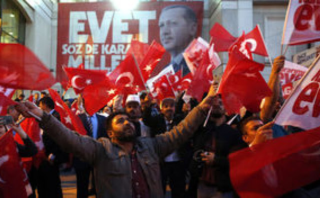 Σε μεγάλη περίοδο αστάθειας εισέρχεται η Τουρκία