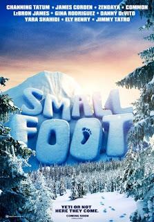 Review Smallfoot 2018 Bioskop
