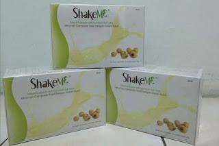 Shake Me Pakej 1 Bulan