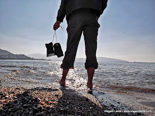 Relato da chegada pelo mar e viagem à Turquia, via Bodrum