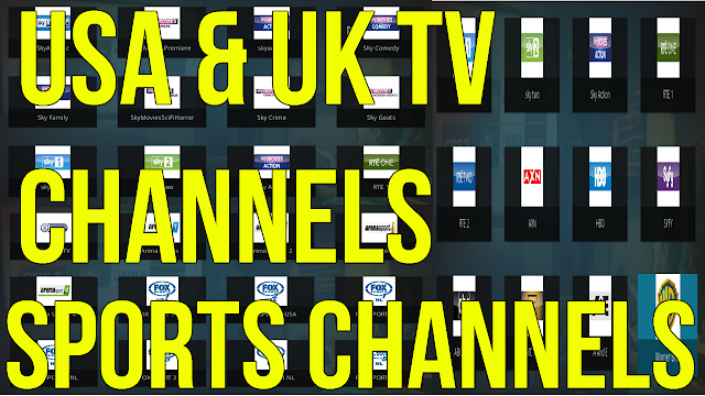 BEST LIVE TV ADDON FOR KODI MAY 2017 USA & UK TV CHANNELS - SPORTS CHANNELS - PREMIUM CHANNELS