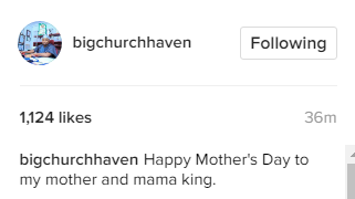 Tonto Dikeh's hubby wishes her a 'Happy Mother's Day
