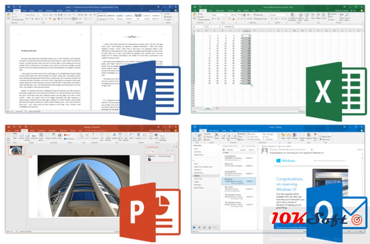 Microsoft Office 2016 Professional Plus Latest Version Download
