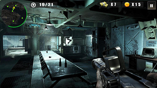 Download Game Perang Zombie Android: Dead Battlegrounds Apk