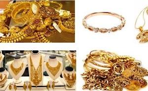 Toko Perhiasan Emas di Sidoarjo