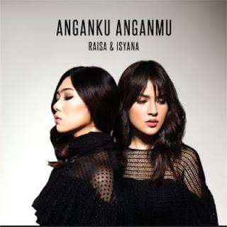 Chord Raisa & Isyana Sarasvati - Anganku Anganmu