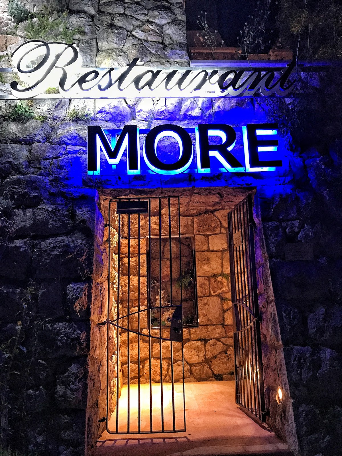 Restaurant More - Dubrovnik Cave Bar and Restaurant