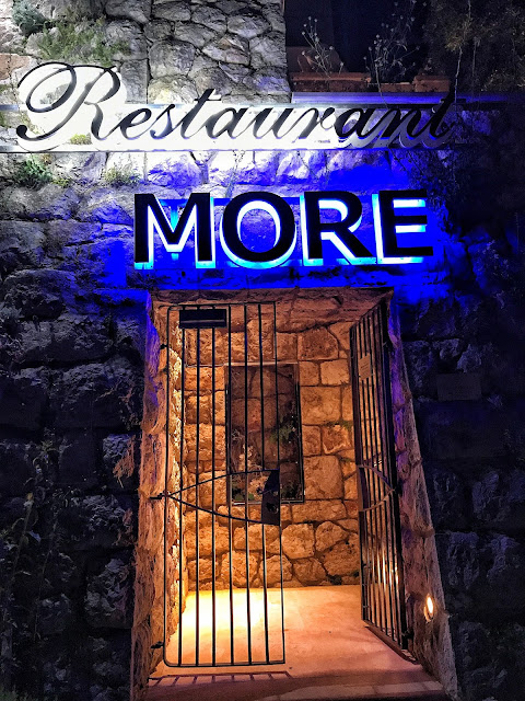 Food, dining, Dubrovnik, Croatia, Food blog, Restaurant More