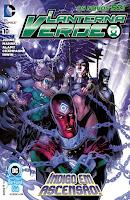 Os Novos 52! Lanterna Verde #10