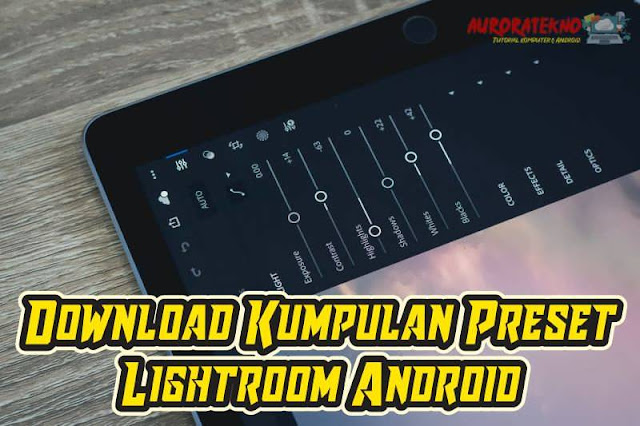 download preset lightroom android