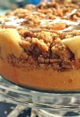 Caramel Apple Coffee Cake Yummi Recipes
