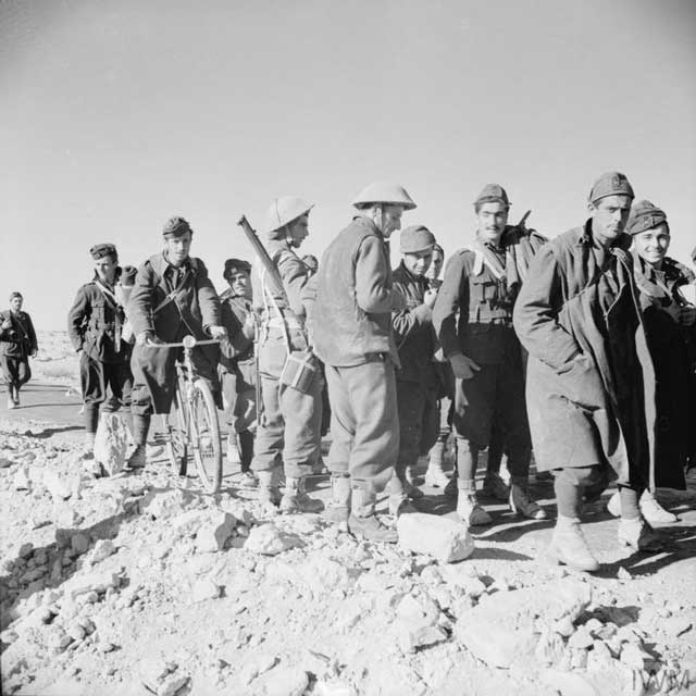 Italian POWs in North Africa, 22 December 1941 worldwartwo.filminspector.com