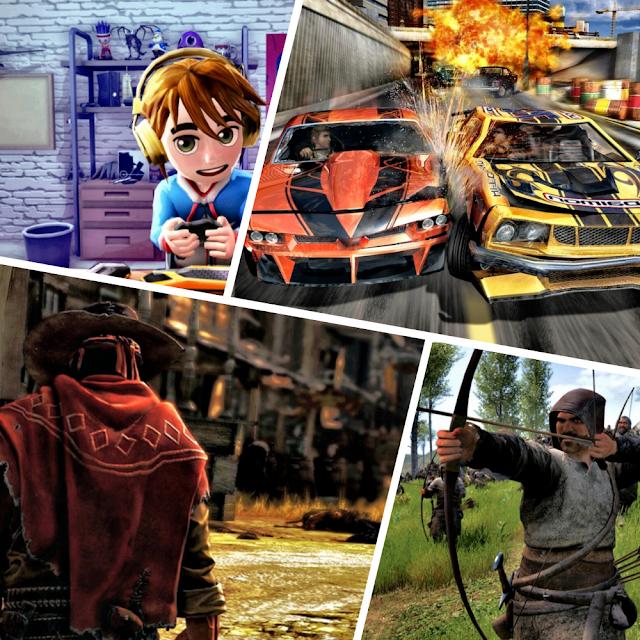 Топ 50 отличных игр для слабых ПК - Список игр