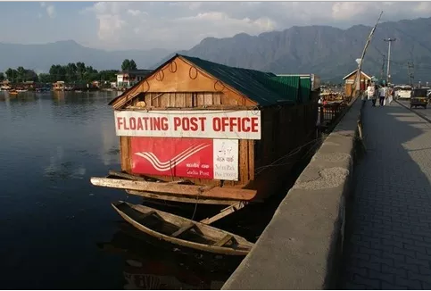floating-post-office-dal-lake