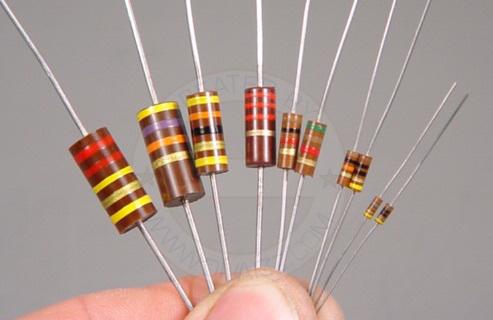 Resistor karbon www.divaizz.com