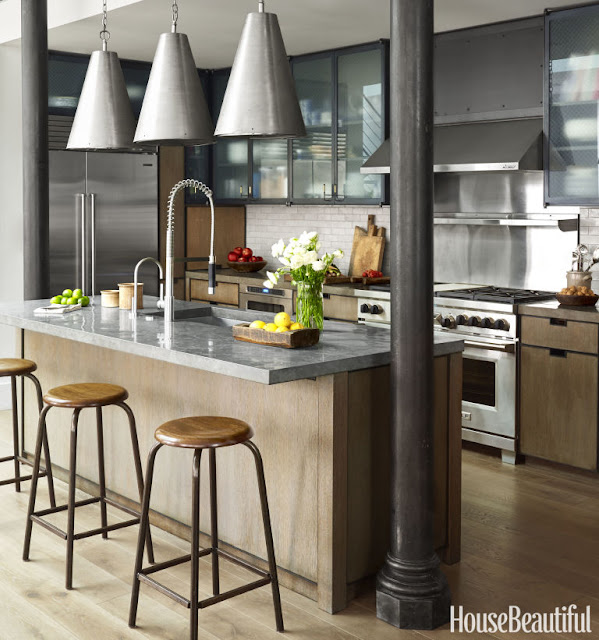 HOW TO DESIGN AN INDUSTRIAL KITCHEN Design Indulgence