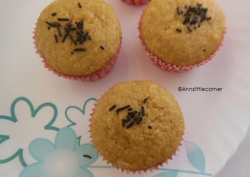 Mango Muffins, Coconut Muffins, Mango Coconut Muffins