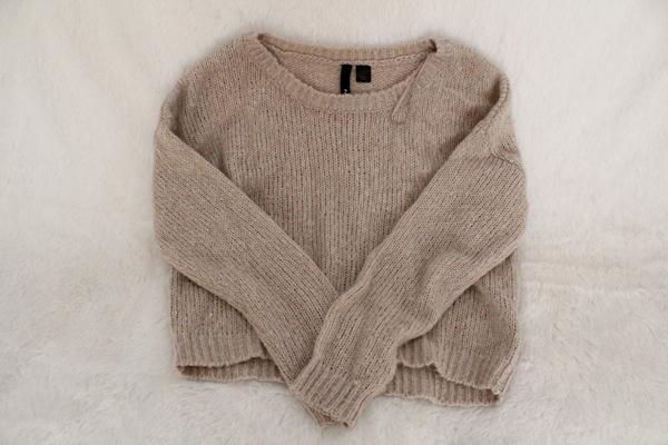 DIY: Studding A Sweater
