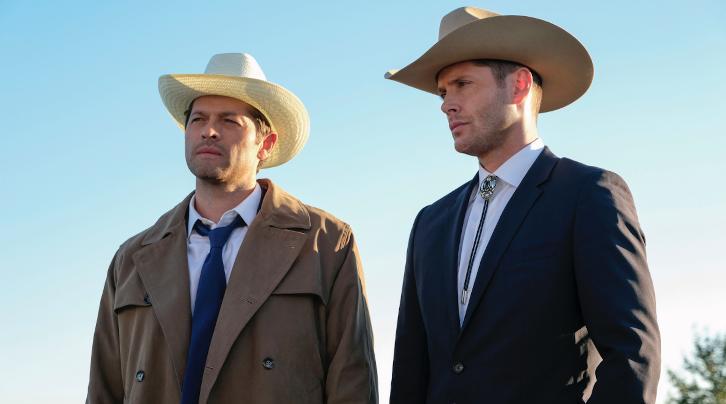 Supernatural - Episode 13.06 - Tombstone - Promo, Sneak Peek, Promotional Photos & Press Release