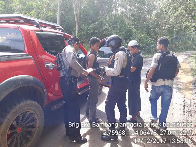 Agusman Diamankan Kepolisian Atas Kepemilikan Narkoba