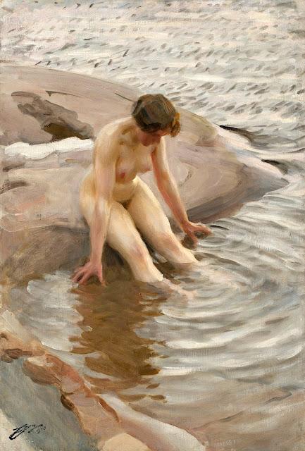 Anders Zorn: Nudo