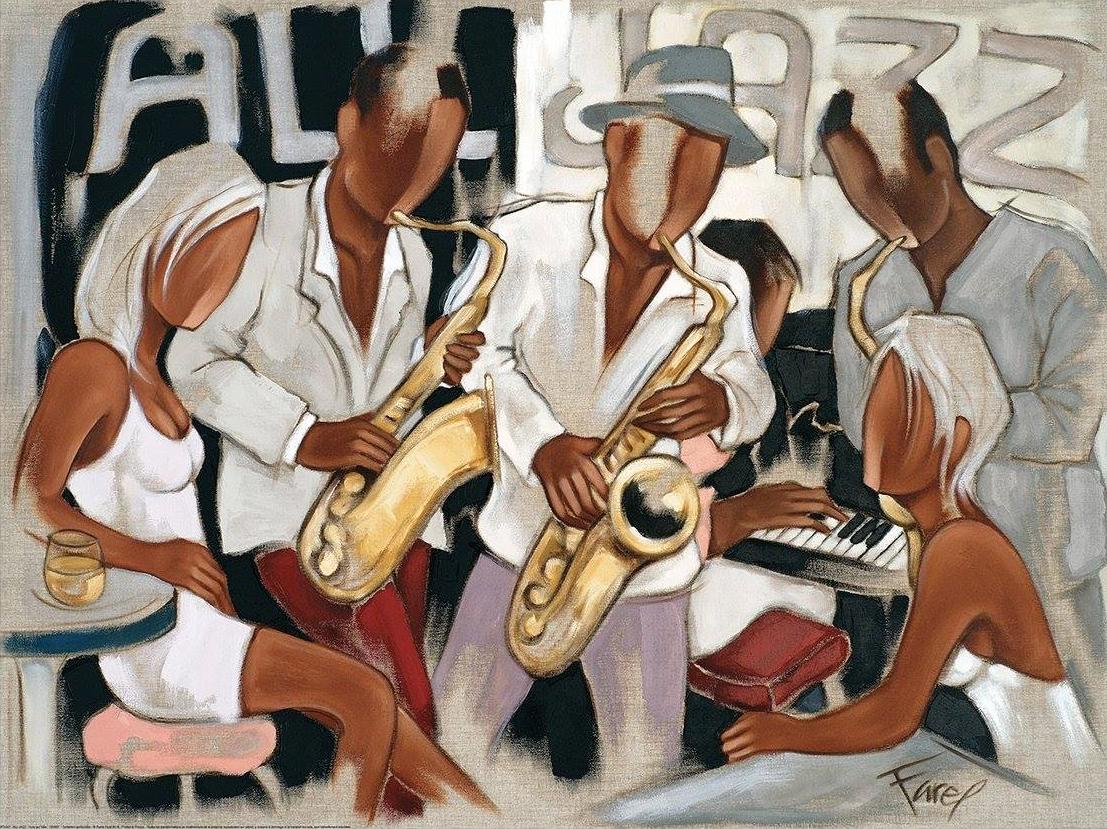 Pierre Farel All Jazz