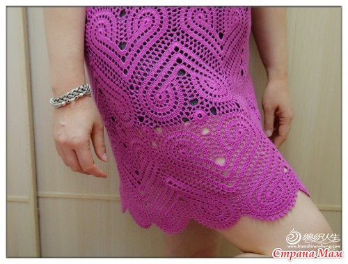 Ergahandmade crochet dress diagram free pattern step by step continue from httpergahandmadespot201601crochet dress diagram16ml ccuart Images
