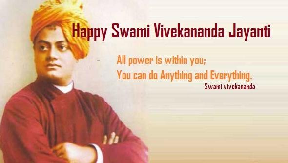 Vivekananda Tamil Quotes Wallpapers Swami Vivekananda Jayanti National Youth Day 2018