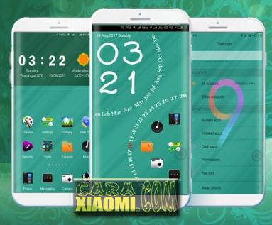 New Design MIUI Theme Neo Deficire 999 Mtz For Xiaomi