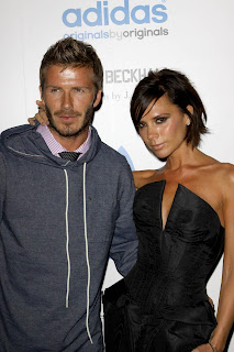 david and victoria beckham at adidas