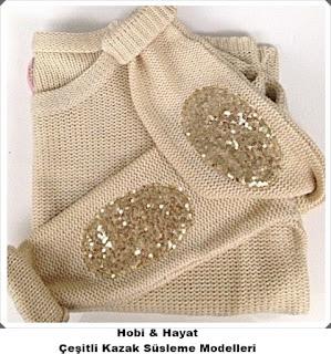 Kazak Süsleme - Hobi Moda 8