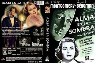 Carátula Dvd: Alma en la sombra 1941 (Rage in Heaven)