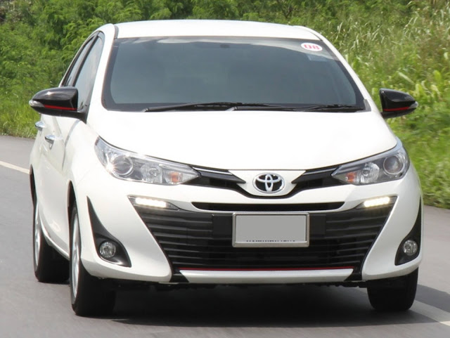 Novo Toyota Yaris 2019 - Brasil