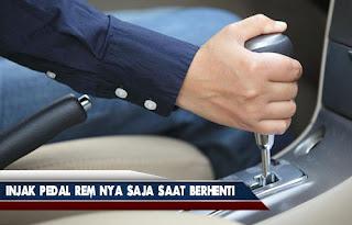 Cara Menyetir Mobil Matic Khusus Pemula