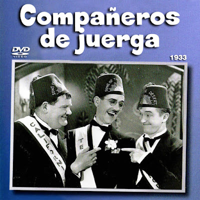 Compañeros de juerga - [1933]