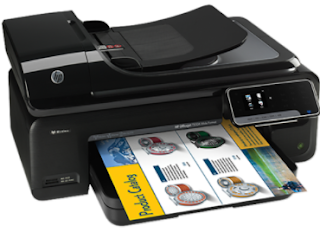 HP Officejet 7500A Wide Format e-All-in-One Printer can print material for your business needs ranging from 3 x 5 to 13 x 19 inches (A3 +)