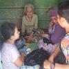 Sumenep Berbagi : Ibu Dan Anak Sama-Sama Lumpuh Di Sumemep Kota
