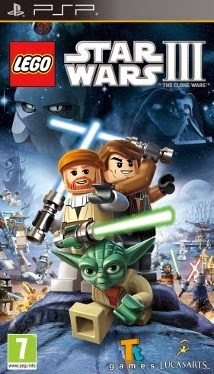 Game Lego Star Wars 3 The Clone Wars PSP Iso Ukuran Kecil