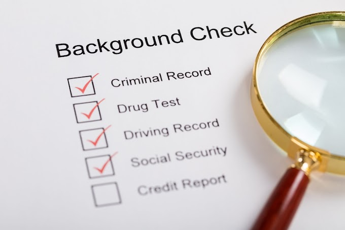 How To Run Free Background Check No Credit Card Required