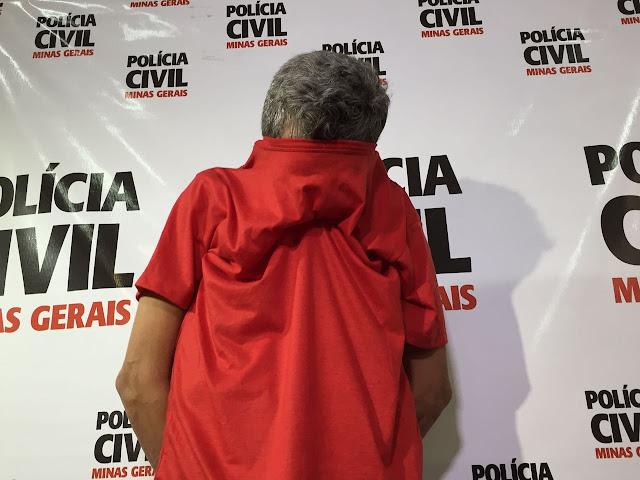 Polícia Civil prende suspeito de aplicar golpe do bilhete premiado na capital