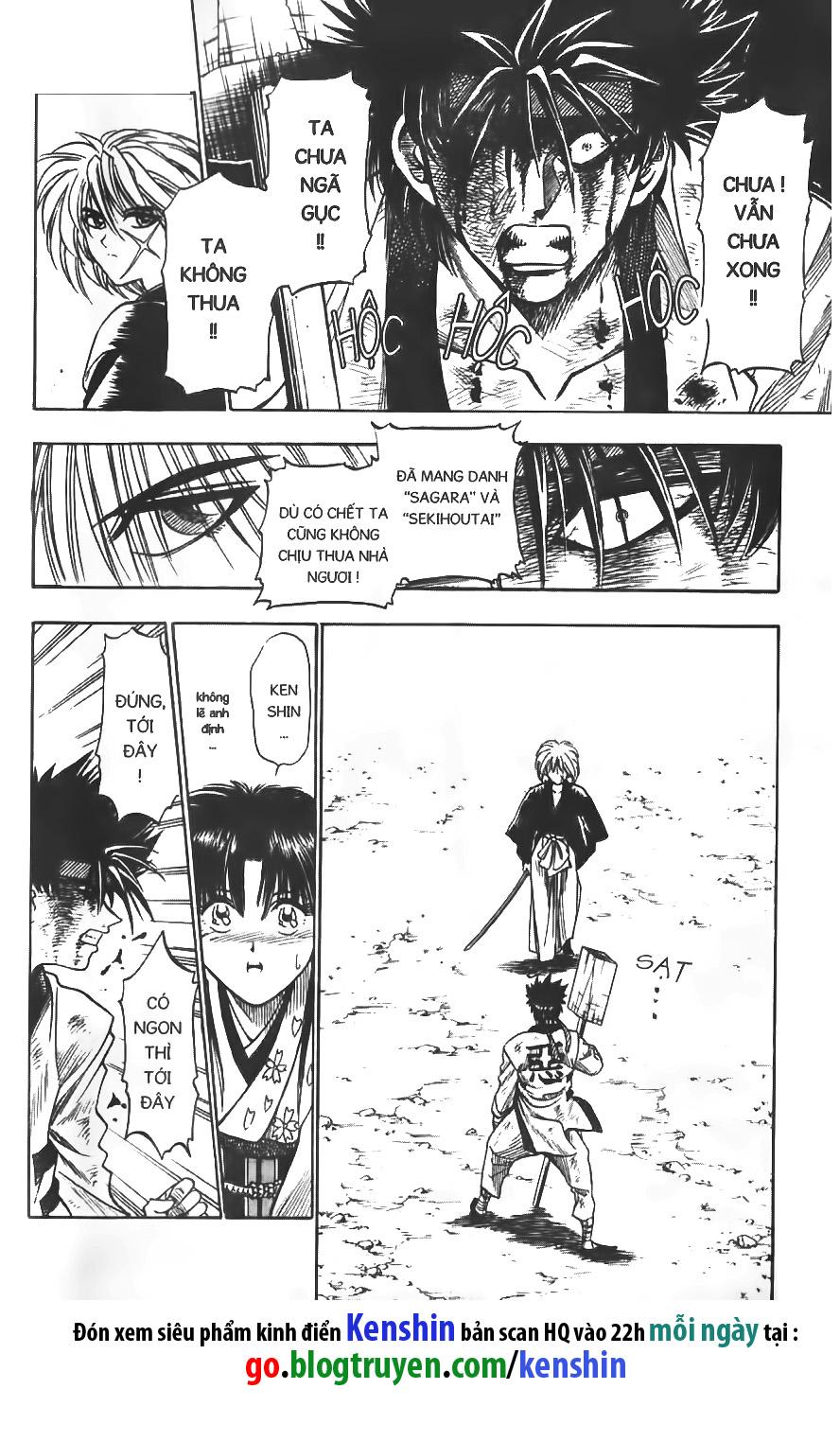 Rurouni Kenshin chap 8 trang 9